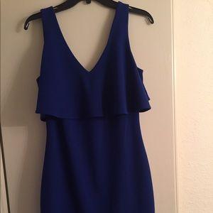 Dresses & Skirts - Royal blue cocktail dress